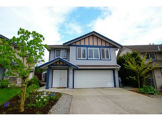 Photo 1: 279 EUCLID Court in Coquitlam: Coquitlam West House for sale : MLS®# V1059350