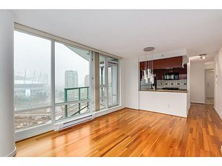 "Photo 2: 2101 1033 MARINASIDE Crescent in Vancouver: Yaletown Condo for sale in ""QUAY WEST"" (Vancouver West)  : MLS®# V1086018"