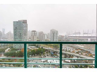 "Photo 11: 2101 1033 MARINASIDE Crescent in Vancouver: Yaletown Condo for sale in ""QUAY WEST"" (Vancouver West)  : MLS®# V1086018"
