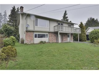 Photo 1: 3374 Joyce Pl in VICTORIA: Co Wishart South Single Family Detached for sale (Colwood)  : MLS®# 691958