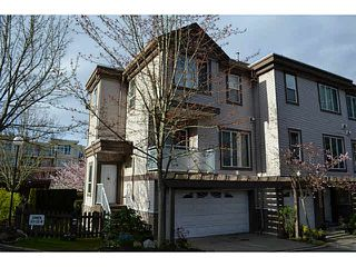 "Photo 1: 32 15133 29A Avenue in Surrey: King George Corridor Townhouse for sale in ""STONEWOODS"" (South Surrey White Rock)  : MLS®# F1434982"