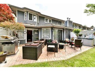 """Photo 20: 110 16335 14TH Avenue in Surrey: King George Corridor Townhouse for sale in """"Pebble Creek"""" (South Surrey White Rock)  : MLS®# F1441807"""