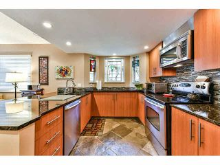"""Photo 7: 110 16335 14TH Avenue in Surrey: King George Corridor Townhouse for sale in """"Pebble Creek"""" (South Surrey White Rock)  : MLS®# F1441807"""