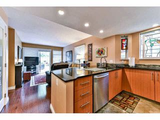 """Photo 9: 110 16335 14TH Avenue in Surrey: King George Corridor Townhouse for sale in """"Pebble Creek"""" (South Surrey White Rock)  : MLS®# F1441807"""