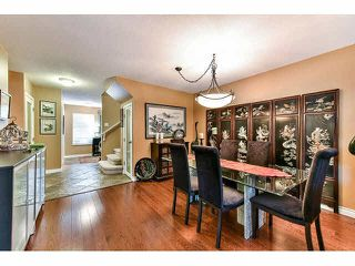 """Photo 4: 110 16335 14TH Avenue in Surrey: King George Corridor Townhouse for sale in """"Pebble Creek"""" (South Surrey White Rock)  : MLS®# F1441807"""