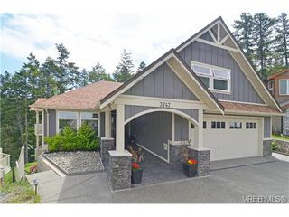 Photo 1: 3747 Ridge Pond Drive in VICTORIA: La Happy Valley Single Family Detached for sale (Langford)  : MLS®# 355113