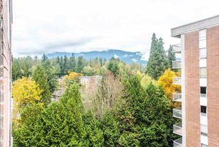 "Photo 12: 1105 2016 FULLERTON Avenue in North Vancouver: Pemberton NV Condo for sale in ""WOODCROFT ESTATES"" : MLS®# R2010067"
