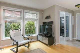 "Photo 3: 106 2588 ALDER Street in Vancouver: Fairview VW Condo for sale in ""BOLLERT PLACE"" (Vancouver West)  : MLS®# R2014065"
