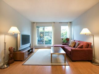 "Photo 2: 108 1508 MARINER Walk in Vancouver: False Creek Condo for sale in ""Mariner Walk"" (Vancouver West)  : MLS®# R2033804"