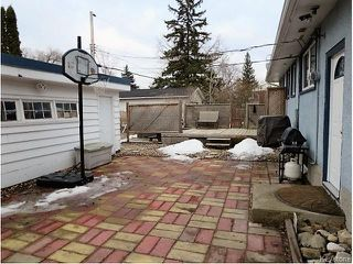 Photo 19: 2 Birch Bay in Winnipeg: Windsor Park / Southdale / Island Lakes Residential for sale (South East Winnipeg)  : MLS®# 1605518
