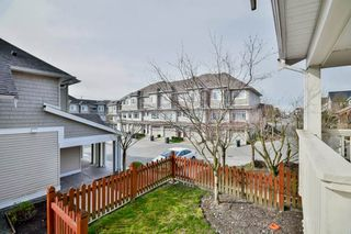 "Photo 17: 15 6852 193 Street in Surrey: Clayton Townhouse for sale in ""Indigo"" (Cloverdale)  : MLS®# R2049861"