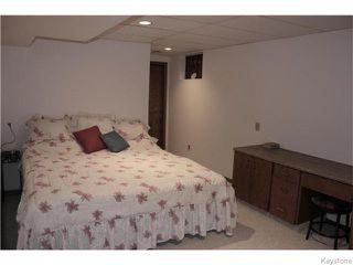 Photo 17: 825 Kilkenny Drive in Winnipeg: Fort Richmond Residential for sale (1K)  : MLS®# 1623586