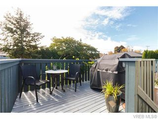 Photo 18: 1609 Chandler Avenue in VICTORIA: Vi Fairfield East Strata Duplex Unit for sale (Victoria)  : MLS®# 370948