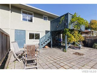 Photo 19: 1609 Chandler Avenue in VICTORIA: Vi Fairfield East Strata Duplex Unit for sale (Victoria)  : MLS®# 370948