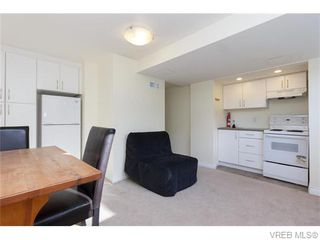 Photo 14: 1609 Chandler Avenue in VICTORIA: Vi Fairfield East Strata Duplex Unit for sale (Victoria)  : MLS®# 370948