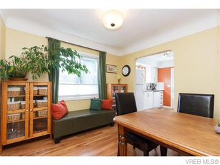 Photo 5: 1609 Chandler Ave in VICTORIA: Vi Fairfield East Half Duplex for sale (Victoria)  : MLS®# 744079