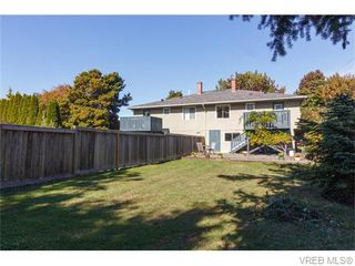 Photo 20: 1609 Chandler Avenue in VICTORIA: Vi Fairfield East Strata Duplex Unit for sale (Victoria)  : MLS®# 370948