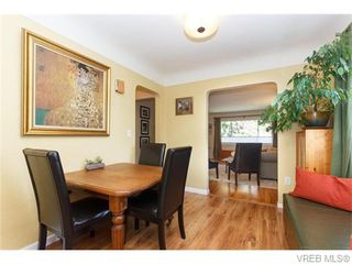 Photo 6: 1609 Chandler Avenue in VICTORIA: Vi Fairfield East Strata Duplex Unit for sale (Victoria)  : MLS®# 370948