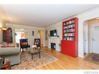 Photo 2: 1609 Chandler Avenue in VICTORIA: Vi Fairfield East Strata Duplex Unit for sale (Victoria)  : MLS®# 370948