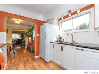 Photo 8: 1609 Chandler Avenue in VICTORIA: Vi Fairfield East Strata Duplex Unit for sale (Victoria)  : MLS®# 370948