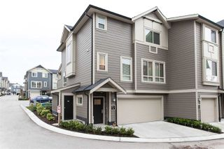 """Main Photo: 8 19913 70 Avenue in Langley: Willoughby Heights Townhouse for sale in """"THE BROOKS"""" : MLS®# R2118278"""