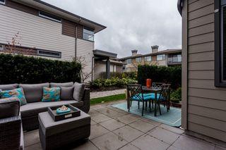"Photo 40: 32 2603 162 Street in Surrey: Grandview Surrey Townhouse for sale in ""Vinterra Villas"" (South Surrey White Rock)  : MLS®# R2123480"