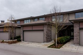 "Photo 1: 32 2603 162 Street in Surrey: Grandview Surrey Townhouse for sale in ""Vinterra Villas"" (South Surrey White Rock)  : MLS®# R2123480"