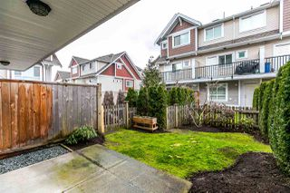 """Photo 19: 22 7298 199A Street in Langley: Willoughby Heights Townhouse for sale in """"YORK"""" : MLS®# R2135397"""