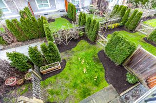 """Photo 18: 22 7298 199A Street in Langley: Willoughby Heights Townhouse for sale in """"YORK"""" : MLS®# R2135397"""