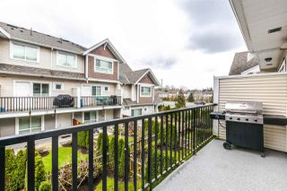 """Photo 20: 22 7298 199A Street in Langley: Willoughby Heights Townhouse for sale in """"YORK"""" : MLS®# R2135397"""