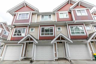 """Photo 1: 22 7298 199A Street in Langley: Willoughby Heights Townhouse for sale in """"YORK"""" : MLS®# R2135397"""