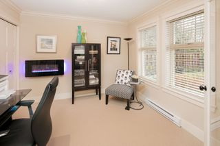 """Photo 17: 9 3380 FRANCIS Crescent in Coquitlam: Burke Mountain Townhouse for sale in """"Francis Gate"""" : MLS®# R2147926"""