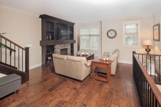 """Photo 7: 9 3380 FRANCIS Crescent in Coquitlam: Burke Mountain Townhouse for sale in """"Francis Gate"""" : MLS®# R2147926"""