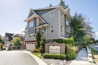 """Photo 24: 9 3380 FRANCIS Crescent in Coquitlam: Burke Mountain Townhouse for sale in """"Francis Gate"""" : MLS®# R2147926"""