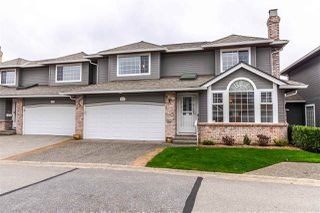"Photo 1: 111 6109 W BOUNDARY Drive in Surrey: Panorama Ridge Townhouse for sale in ""Lakewood Gardens"" : MLS®# R2153090"