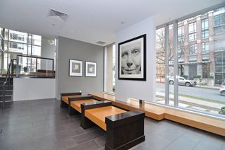 Photo 25: 308 1010 RICHARDS Street in The Gallery: Condo for sale : MLS®# V986408