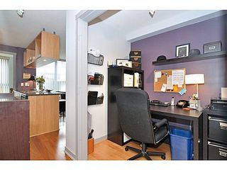 Photo 4: 308 1010 RICHARDS Street in The Gallery: Condo for sale : MLS®# V986408
