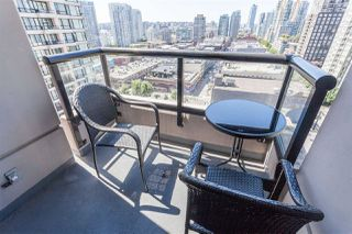 "Photo 10: 1509 928 HOMER Street in Vancouver: Yaletown Condo for sale in ""YALETOWN PARK 1"" (Vancouver West)  : MLS®# R2184142"
