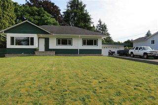 Photo 1: 33050 BEVAN Avenue in Abbotsford: Central Abbotsford House for sale : MLS®# R2189635