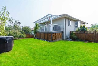 "Photo 19: 7996 D'HERBOMEZ Drive in Mission: Mission BC House for sale in ""College Heights"" : MLS®# R2196357"