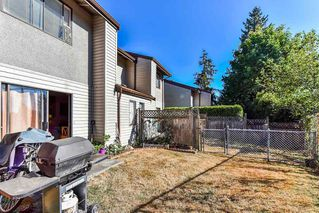 "Photo 18: 36 9955 140 Avenue in Surrey: Whalley Townhouse for sale in ""TIMBERLANE"" (North Surrey)  : MLS®# R2197953"