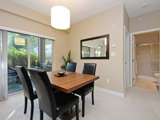 "Photo 5: 104 701 KLAHANIE Drive in Port Moody: Port Moody Centre Condo for sale in ""Nahanni"" : MLS®# R2209103"