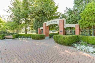 "Photo 1: 305 2488 KELLY Avenue in Port Coquitlam: Central Pt Coquitlam Condo for sale in ""SYMPHONY AT GATES PARK"" : MLS®# R2212114"