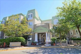 """Photo 1: 303 2970 PRINCESS Crescent in Coquitlam: Canyon Springs Condo for sale in """"PRINCESS GATE / MONT CLAIRE"""" : MLS®# R2227205"""