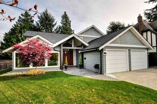 "Photo 1: 542 CONNAUGHT Drive in Delta: Pebble Hill House for sale in ""PEBBLE HILL"" (Tsawwassen)  : MLS®# R2236194"