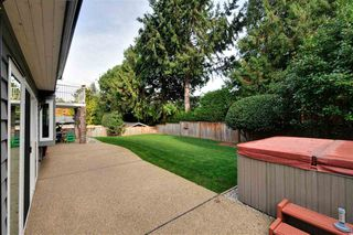 "Photo 17: 542 CONNAUGHT Drive in Delta: Pebble Hill House for sale in ""PEBBLE HILL"" (Tsawwassen)  : MLS®# R2236194"