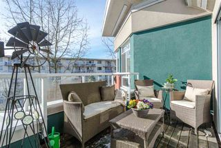 "Photo 14: 403 128 W 8TH Street in North Vancouver: Central Lonsdale Condo for sale in ""The Library"" : MLS®# R2241470"