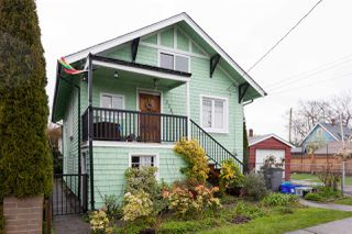 Photo 1: 2243 FERNDALE Street in Vancouver: Hastings House for sale (Vancouver East)  : MLS®# R2257597