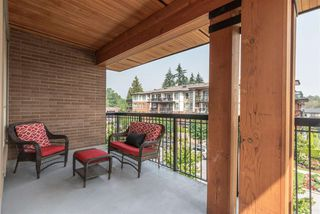 "Photo 16: 310 1150 KENSAL Place in Coquitlam: New Horizons Condo for sale in ""THOMAS HOUSE"" : MLS®# R2297775"