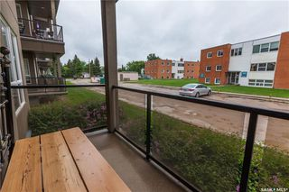 Photo 21: 122 2710 Main Street in Saskatoon: Greystone Heights Residential for sale : MLS®# SK745005
